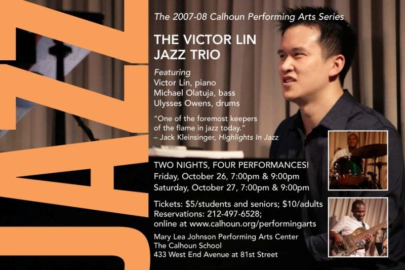 Victor Lin Trio