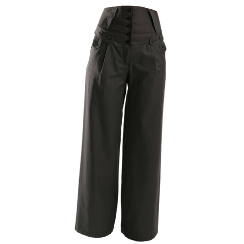 FrostFrench High Waist Trousers