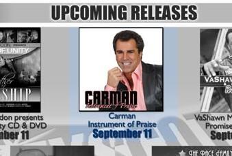 NEW CARMAN!
